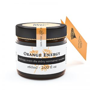 Make Me Bio. Orange energy