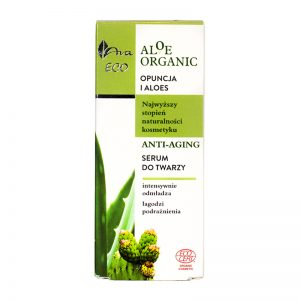 Ava eco Aloe Organic Serum do twarzy anti-aging
